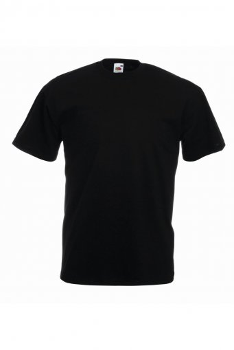 custom budget t shirt black