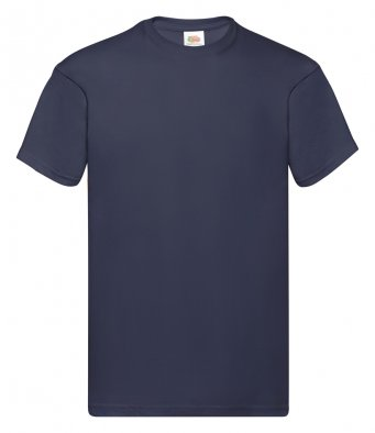 deep navy promotional t shirt