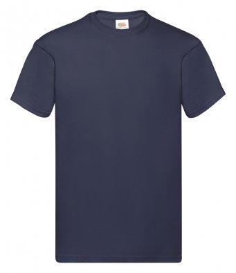 deep navy promotional t shirt