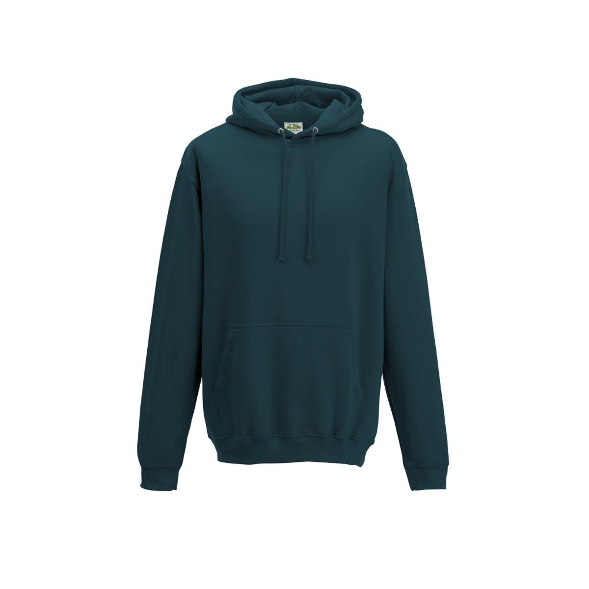 deep sea blue college hoodies