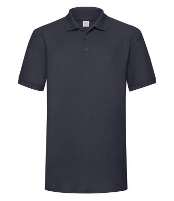 deepnavy heavy duty polo shirt