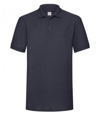 deepnavy heavy duty polo shirt