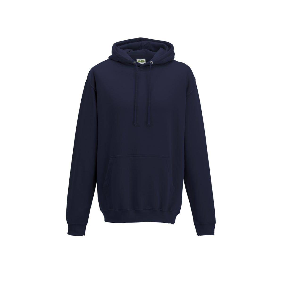 denim blue college hoodies