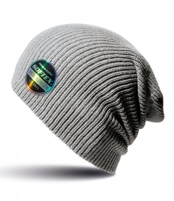 dove grey softex beanie