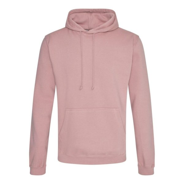 dusty pink college hoodies