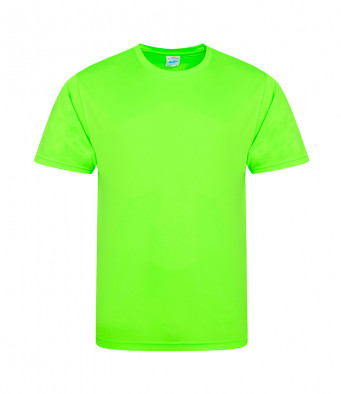 elec green cool smooth t shirt