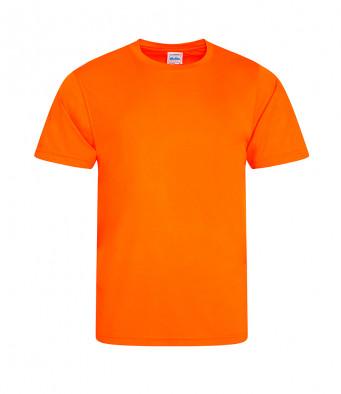 elec orange smooth t shirt