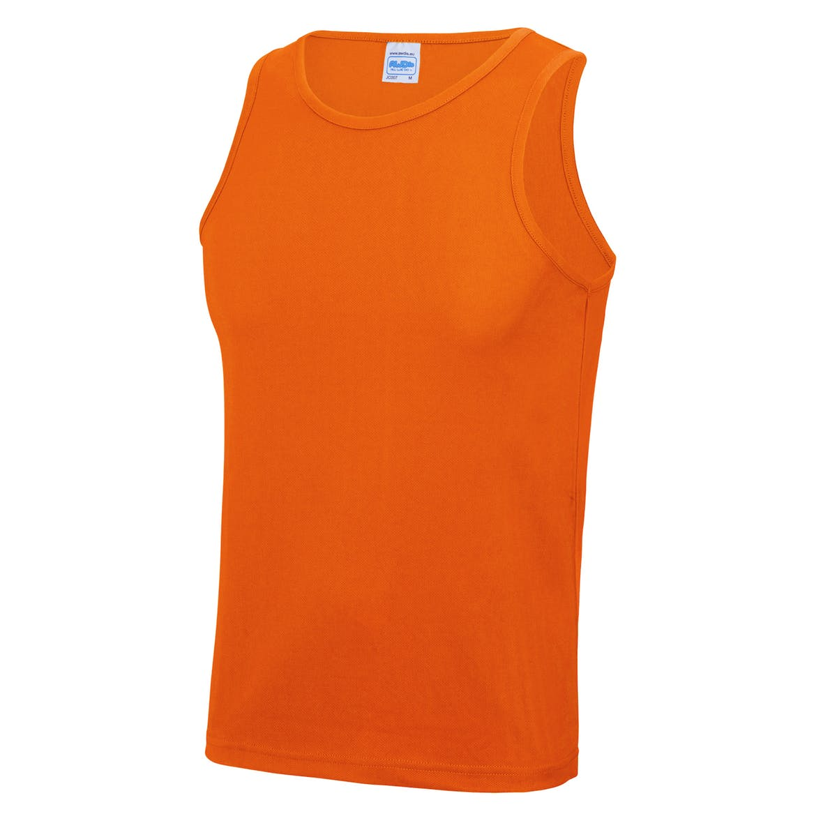 elec orange sports vest