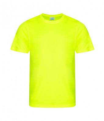 elec yellow smooth t shirt