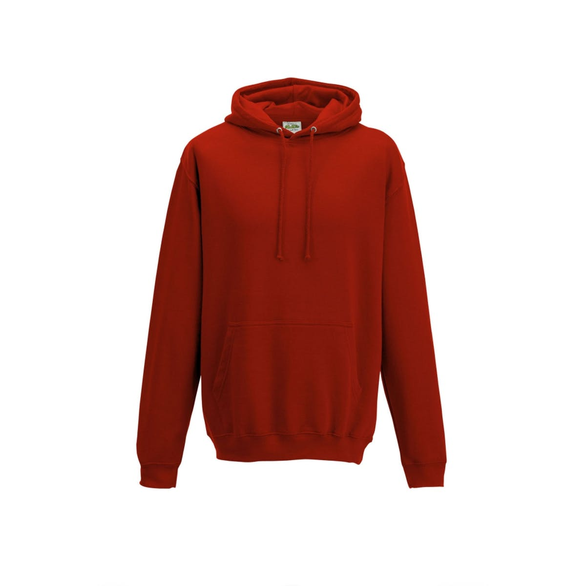 fire red college hoodies