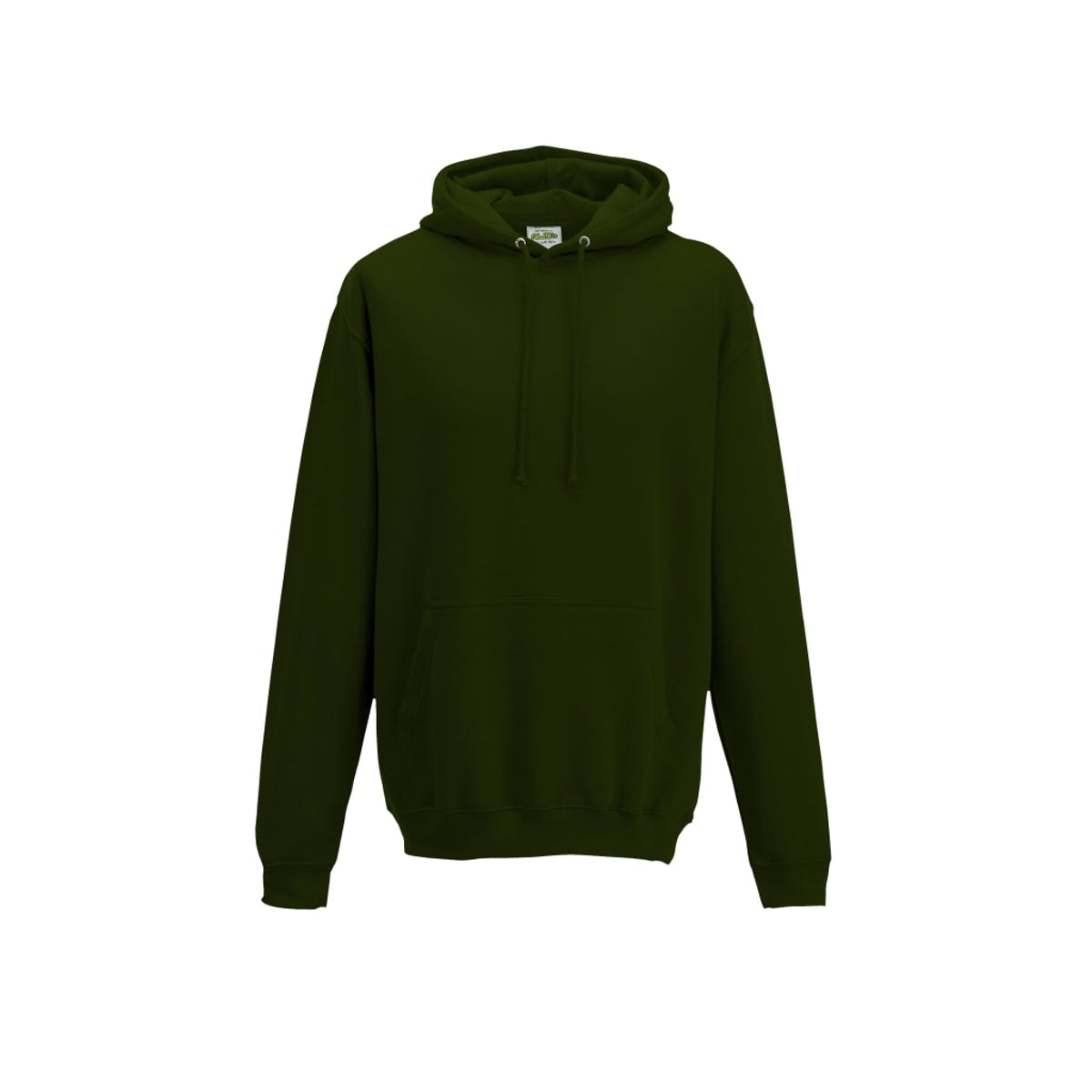 forest green college hoodies