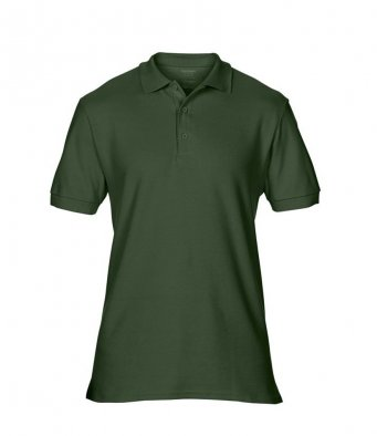 forest premium cotton polo shirt
