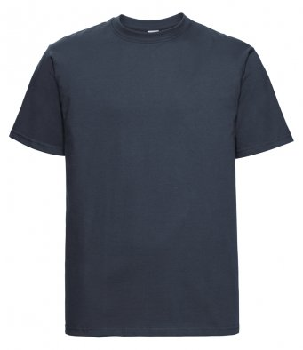 french navy heavyweight cotton t shirt