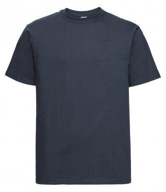 french navy heavyweight cotton t shirt