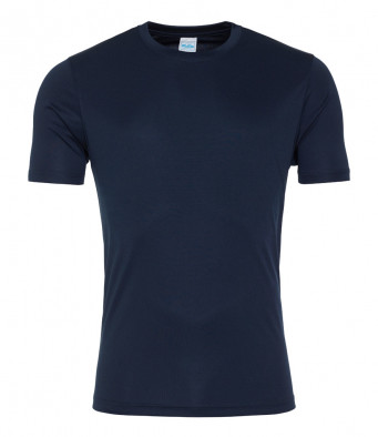 french navy smooth t shirt