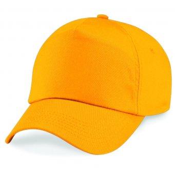 gold classic cap