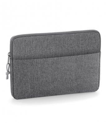 grey marl laptop case