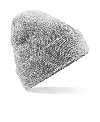 heather cuffed beanie