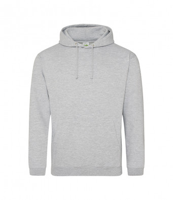 heather grey overhead college hoodies