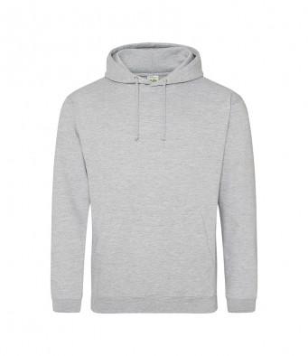 heather grey overhead college hoodies