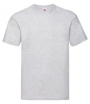 heather grey promotional t shirt