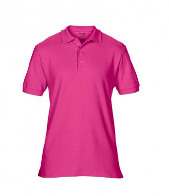 heliconia premium cotton polo shirt