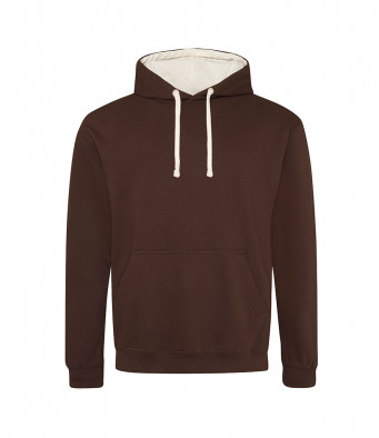 hotchoc vanilla milkshake contrast hoodies