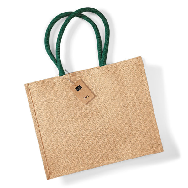 jute westfordmill w407 natural forest green