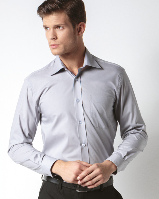 k104 long sleeve business shirt