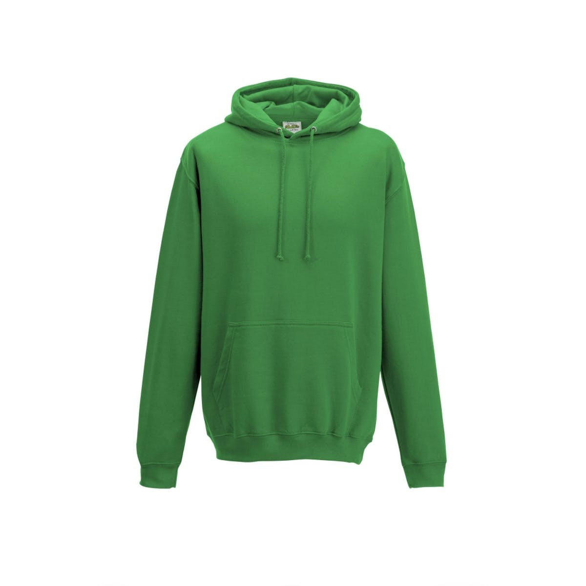 kelly green college hoodies