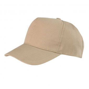 khaki promotional caps