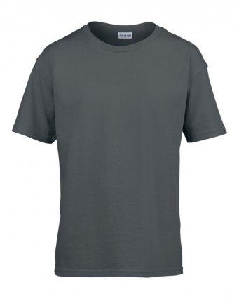 kids charcoal t shirt