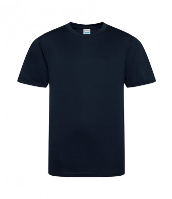 kids cool smooth t shirt french navy