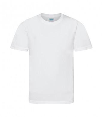 kids cool smooth t shirt white