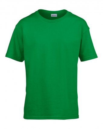 kids irish green t shirt