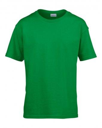 kids irish green t shirt