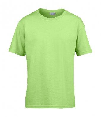 kids mint t shirt
