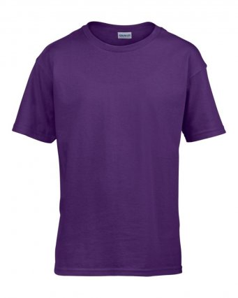 kids purple t shirt