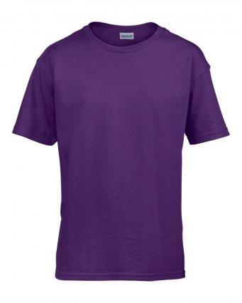 kids purple t shirt