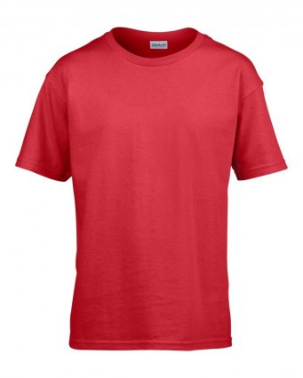 kids red t shirt