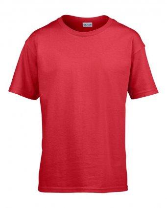 kids red t shirt