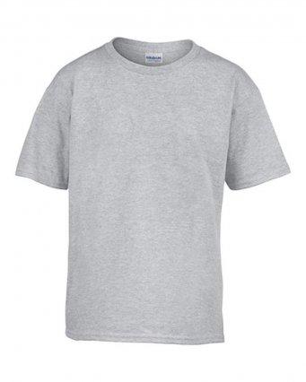 kids sport grey t shirt