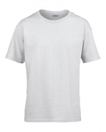 kids white t shirt