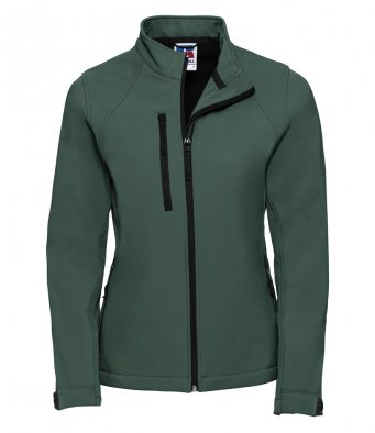 ladies bottle classic softshell jacket