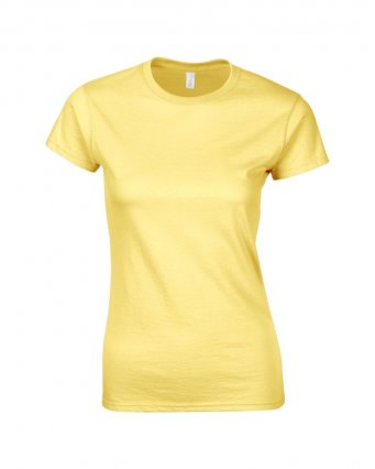 ladies fitted t shirt daisy