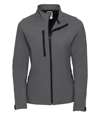ladies titanium classic softshell jacket