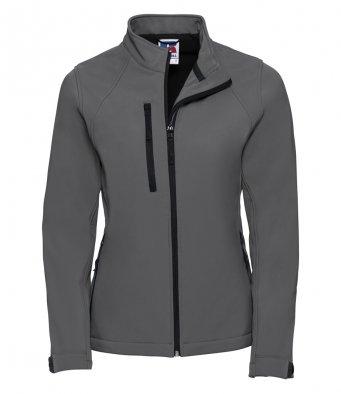 ladies titanium classic softshell jacket