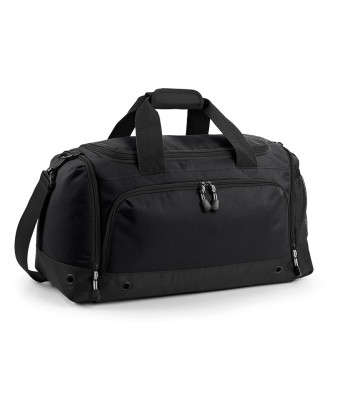 leisure holdall black black
