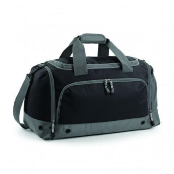 leisure holdall black graphite