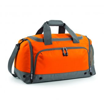 leisure holdall orange